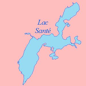Lac Santé
